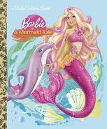 Barbie in A Mermaid Tale Little Golden Book