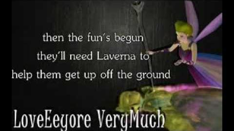 Lyrics - Barbie Fairytopia - Laverna's Formula