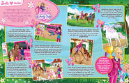 Barbie & Her Sisters in A Pony Tale Storybook Scenes