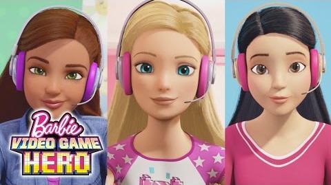 Are We Llamas? Barbie Video Game Hero Barbie