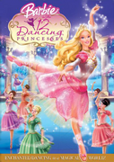 Barbie in The 12 Dancing Princesses Cover