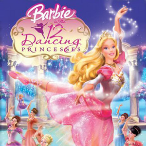 Barbie In The 12 Dancing Princesses Merchandise Barbie Movies