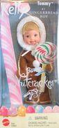 Barbie in the Nutcracker Gingerbread Boy Doll