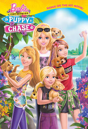 Barbie & Her Sisters in a Puppy Chase Book 2