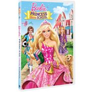 DVD Barbie Princess Charm School