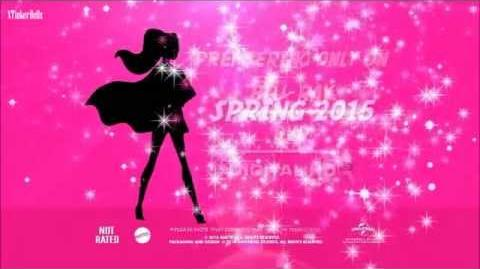 Barbie in Princess Power English Teaser Trailer