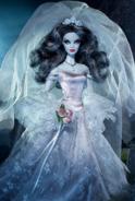 Haunted Beauty Zombie Bride Barbie Doll 2