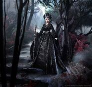 Queen of the Dark Forest Barbie Doll Blog