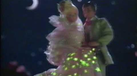 1985 Mattel Dream Glow Barbie commercial.