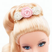 Ballet Wishes Barbie Doll (BDH12) 7