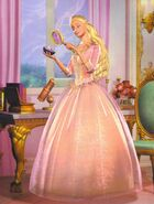 Suknia księżniczki Anny Luizy 2