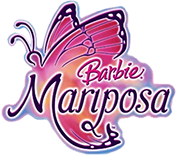 Barbie Mariposa Logo