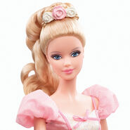 Ballet Wishes Barbie Doll (BDH12) 4