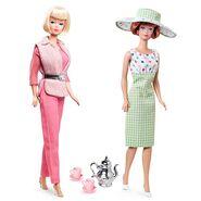 50 rocznica Barbie i Midge