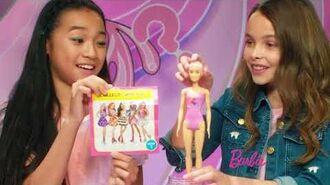 New Barbie® Color Reveal™ Dolls! Mattel