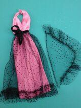 8688 halter dress