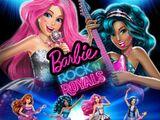 Barbie: Rockowa księżniczka (ścieżka dźwiękowa)