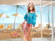 Malibu Barbie Doll By Trina Turk 5
