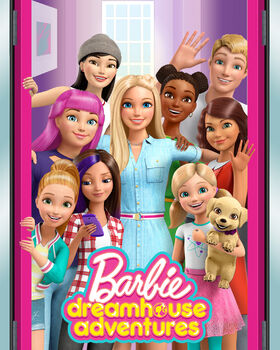 Barbie Dreamhouse Adventures Poster 2