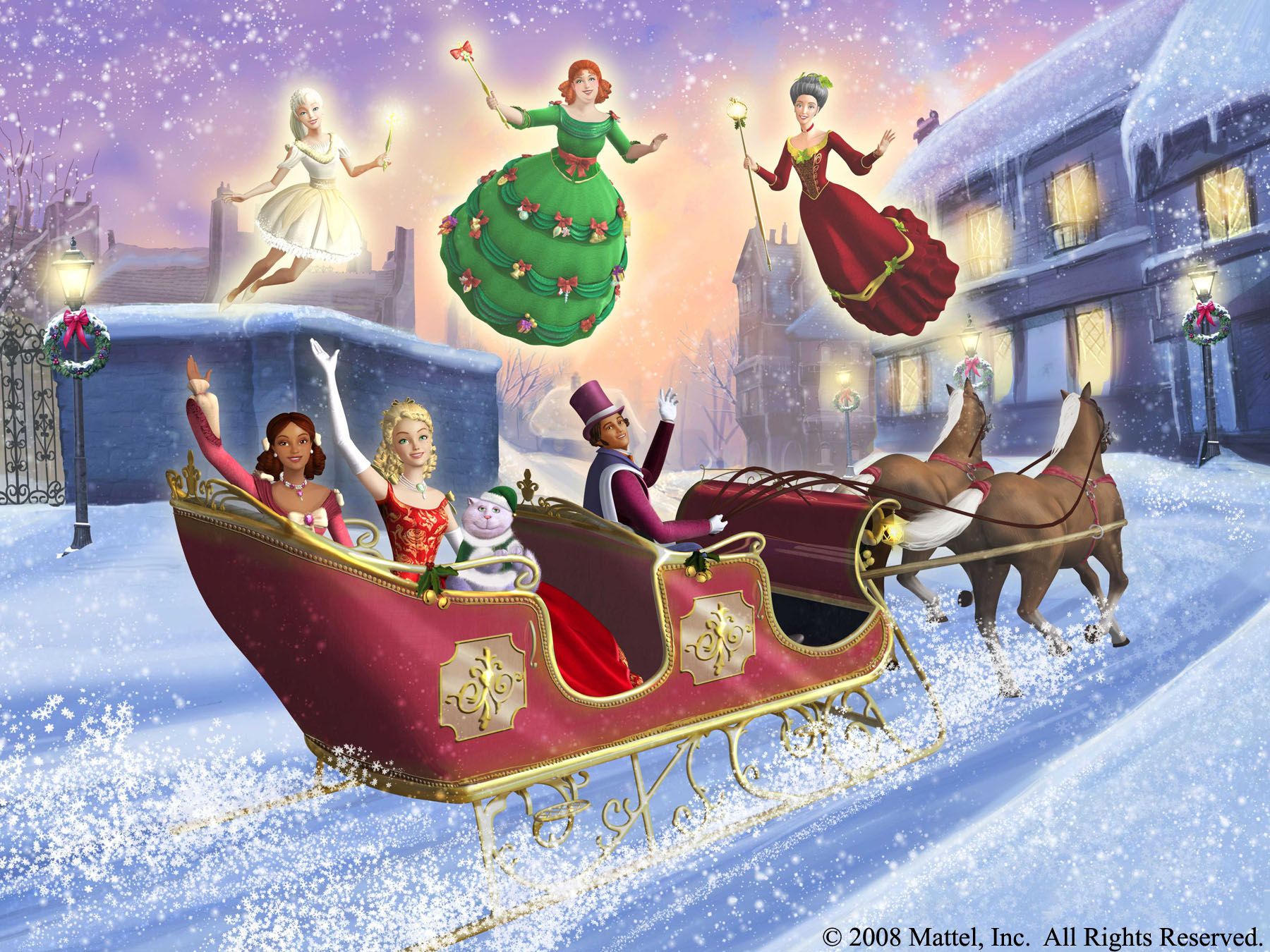 barbie in a christmas carol 4jpg - Barbie Christmas Carol