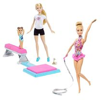 Barbie Gymnastics Gift Set FNT34