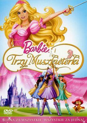 Barbie i trzy muszkieterki