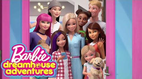 Meet Barbie Dreamhouse Adventures