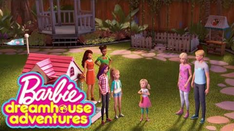 Kids React to Barbie™ Dreamhouse Adventures