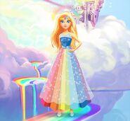 Barbie Kraina Tęczy