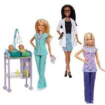Barbie Medical Team Play Kit FPM76