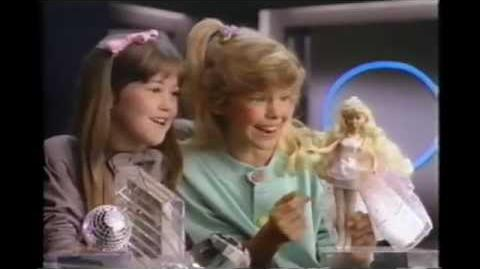 1988 Barbie Teen Sweetheart Skipper Commercial