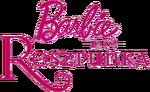 Barbie jako Roszpunka Logo