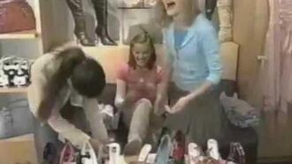 Barbie Fashion Show Mall Commercial -2004-