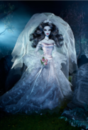 Haunted Beauty Zombie Bride Barbie Doll 3