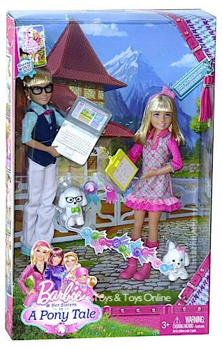 barbie her sisters in a pony tale max and marie barbie movies 35041653 318 500jpg - Barbie Marie