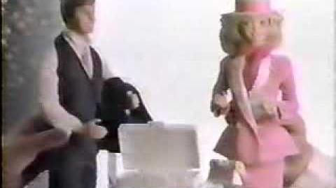 VINTAGE 80'S DAY TO NIGHT BARBIE COMMERCIAL