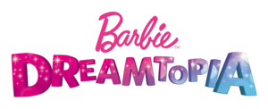 Barbie Dreamtopia Logo