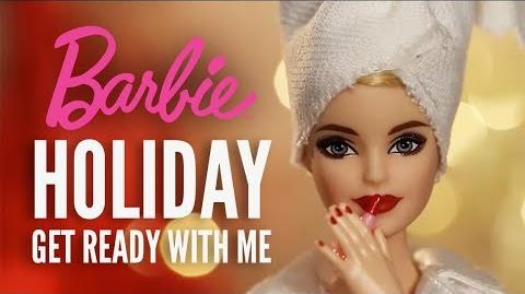 Get Ready with Holiday Barbie™