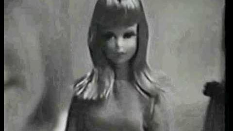 Barbie Dolls Cousin Francie Commercial 1966
