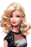 Classic Evening Gown Barbie Doll 3