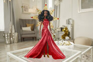2017 Holiday Doll DYX40 5