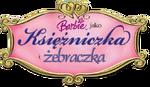 Barbie jako Księżniczka i Żebraczka Logo