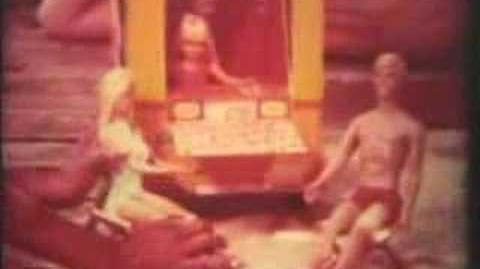 Barbie Commercial - 1971 - New Country Camper