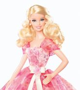 Birthday Wishes Barbie Doll (BCP640) 5