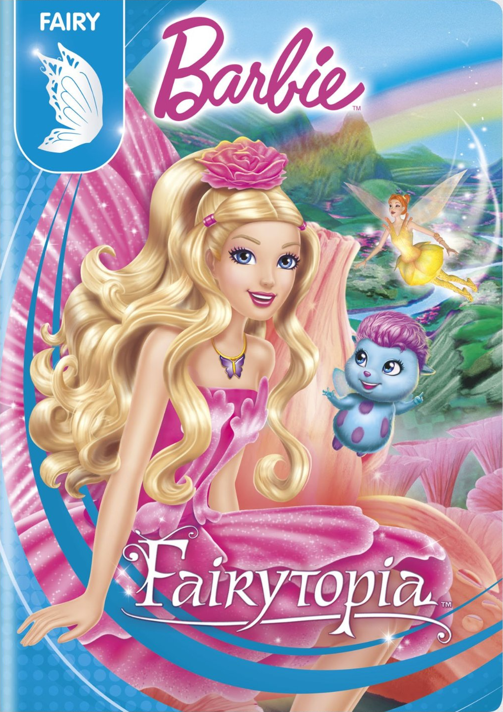 Barbie fairytopia movie barbie wiki fandom powered by wikia barbie fairytopia is the 5th cgi animated barbie movie it was released on vhs and dvd in spring 2005 it was later released digitally voltagebd Image collections