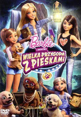 Barbie i siostry Wielka przygoda z pieskami