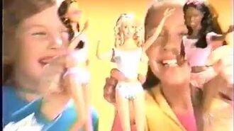 Barbie Rain Or Sun! Doll Commercial (2001)