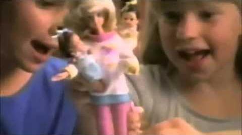 Babysitter Skipper commercial