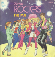 Barbie and the rockers the fan book