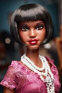 Selma DuPar James Barbie Doll 4